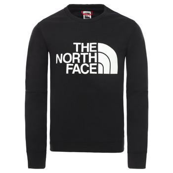 Vêtements Garçon Sweats The North Face DREW PEAK LIGHT CREW Noir