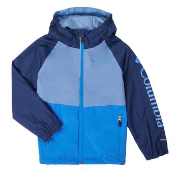 Vêtements Garçon Blousons Columbia DALBY SPRINGS JACKET Bleu