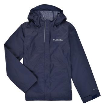 Vêtements Fille Blousons Columbia ARCADIA JACKET Marine
