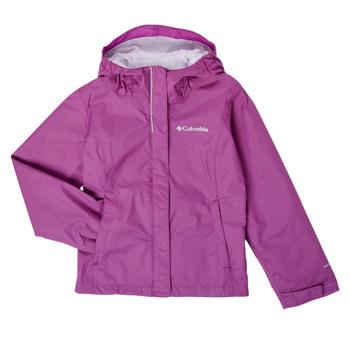 Vêtements Fille Blousons Columbia ARCADIA JACKET Violet