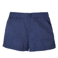 Vêtements Fille Shorts / Bermudas Columbia SILVER RIDGE SHORT Marine