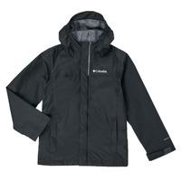 Vêtements Garçon Blousons Columbia WATERTIGHT JACKET Noir