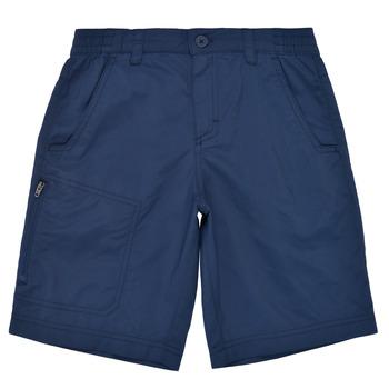 Vêtements Garçon Shorts / Bermudas Columbia SILVER RIDGE SHORT Marine