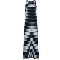 Vêtements Femme Robes longues Superdry JERSEY MAXI DRESS Bleu