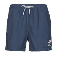 Vêtements Homme Maillots / Shorts de bain Superdry TRI SERIES SWIM SHORT Bleu