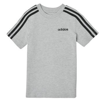 Vêtements Garçon T-shirts manches courtes adidas Performance SALIDA Gris