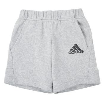 Vêtements Garçon Shorts / Bermudas adidas Performance B BOS SHORT Gris