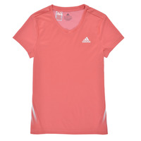 Vêtements Fille T-shirts manches courtes adidas Performance GARSTEE Rose