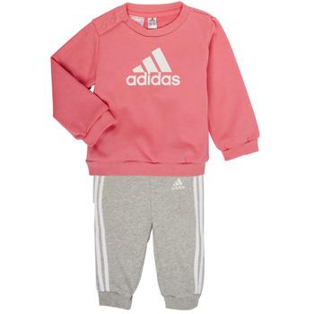 Vêtements Fille Ensembles enfant adidas Performance JOGISTRE Rose