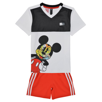 Vêtements Garçon Ensembles enfant adidas Performance LB DY MM SUM Multicolore