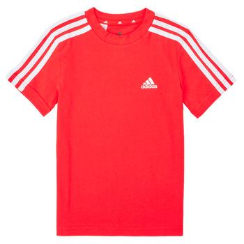 Vêtements Garçon T-shirts manches courtes adidas Performance CAMELIO Rouge