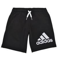 Vêtements Garçon Shorts / Bermudas adidas Performance SJOPLI Noir