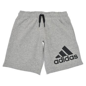 Vêtements Garçon Shorts / Bermudas adidas Performance SHOPLI Gris