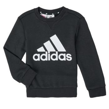 Vêtements Garçon Sweats adidas Performance B BL SWT Noir