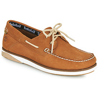 Chaussures Homme Chaussures bateau Timberland ATLANTIS BREAK BOAT SHOE Rouge