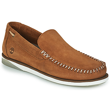 Chaussures Homme Chaussures bateau Timberland ATLANTIS BREAK VENETIAN Cognac