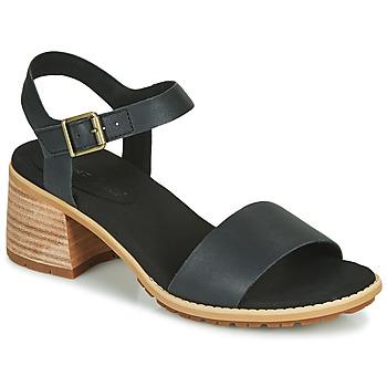 Chaussures Femme Sandales et Nu-pieds Timberland LAGUNA SHORE MID HEEL Noir