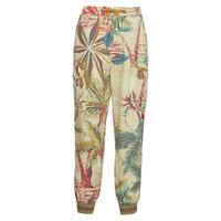 Vêtements Femme Pantalons fluides / Sarouels Desigual TOUCHE Beige