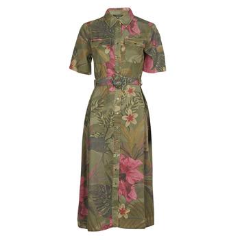 Vêtements Femme Robes longues Desigual ANGELA Kaki