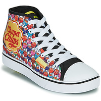 Chaussures Fille Chaussures à roulettes Heelys CHUPA CHUPS VELOZ Noir / Blanc / Jaune