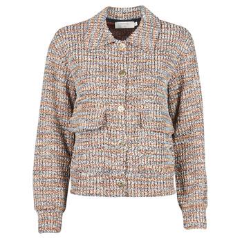 Vêtements Femme Vestes / Blazers Cream CHANA JACKET Multicolore