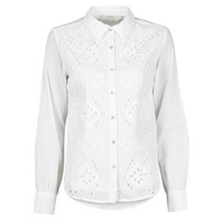 Vêtements Femme Chemises / Chemisiers Cream KALLIE SHIRT Blanc