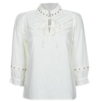 Vêtements Femme Tops / Blouses Cream NITTY BLOUSE Beige