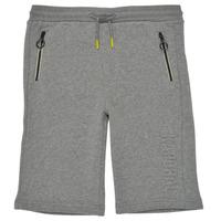 Vêtements Garçon Shorts / Bermudas Kaporal MATYS Gris