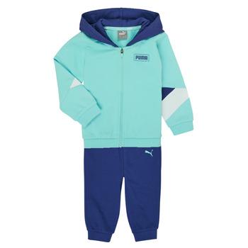 Vêtements Garçon Ensembles enfant Puma BB MINICATS REBEL Bleu