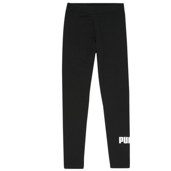 Vêtements Fille Leggings Puma ESS LEGGING Noir