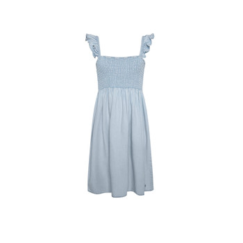 Vêtements Fille Robes courtes Pepe jeans MARIA DRESS Bleu