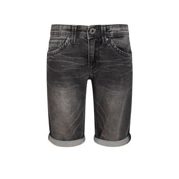 Vêtements Garçon Shorts / Bermudas Pepe jeans CASHED SHORT Gris