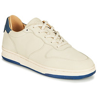 Chaussures Baskets basses Clae MALONE Beige / Bleu