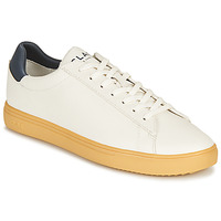 Chaussures Baskets basses Clae BRADLEY CACTUS Blanc / Bleu