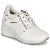 Chaussures Femme Baskets basses Mustang NULUK Beige