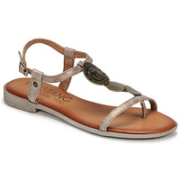 Chaussures Femme Sandales et Nu-pieds Mustang ANITTA Bronze