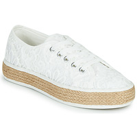 Chaussures Femme Baskets basses Banana Moon ECHA MURRAY Blanc