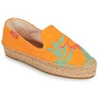 Chaussures Femme Espadrilles Banana Moon VERAO Orange