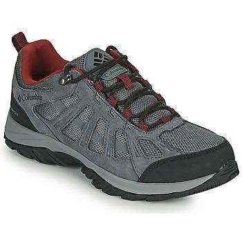 Chaussures Homme Randonnée Columbia REDMOND III WATERPROOF Gris