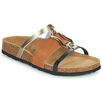 Chaussures Femme Mules Metamorf'Ose JA Marron