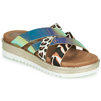 Chaussures Femme Mules Metamorf'Ose JAKOUTE Multicolore
