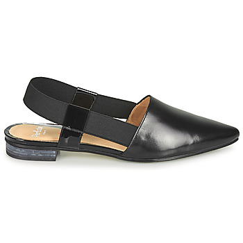 Sandales Perlato 11003-JAMAICA-VERNIS-NOIR
