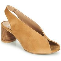 Chaussures Femme Sandales et Nu-pieds Perlato 11803-CAM-CAMEL Camel