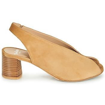 Sandales Perlato 11803-CAM-CAMEL