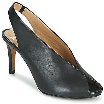 Chaussures Femme Sandales et Nu-pieds Perlato 11794-VENUS-NOIR Noir