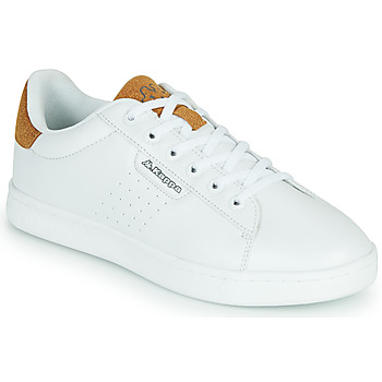 Chaussures Homme Baskets basses Kappa TCHOURI Blanc