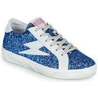 Chaussures Femme Baskets basses Semerdjian OSLO Bleu