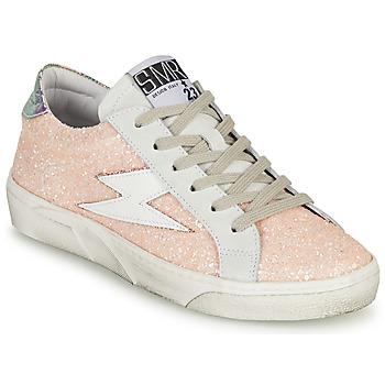 Chaussures Femme Baskets basses Semerdjian CATMI Rose