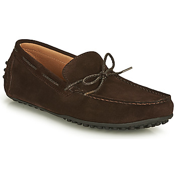 Chaussures Homme Mocassins Brett & Sons CHATAINE Marron