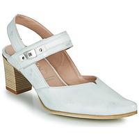 Chaussures Femme Escarpins Dorking LEA Argenté